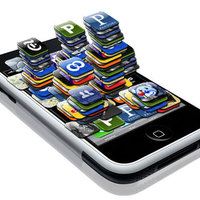 Small x2 too many smartphone apps 1
