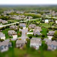 Small x2 houses neighborhood real estate 1486782